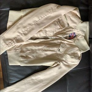 Female petite going out jacket
